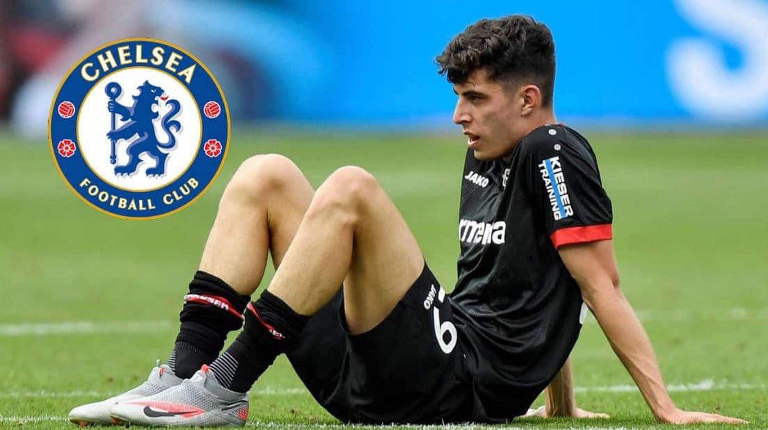 """លក្ខខណ្ឌតែមួយគត់ដែល"""" Kaihavertz"""" នឹងផ្លាស់ទៅ Chelsea"""
