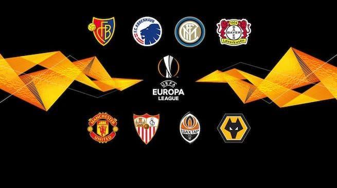 ក្រុមដែលបានបញ្ជាក់ថាមានលក្ខណៈគ្រប់គ្រាន់សម្រាប់ការប្រកួតវគ្គពាក់កណ្តាលផ្តាច់ព្រ័ត្រ Europa League 2020