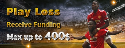Play Loss Receive Funding Maximum 5 Places Worth 1,150$