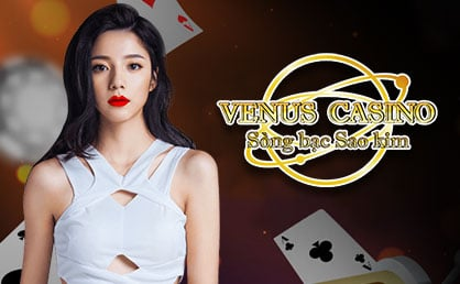 Venus Casino An Online Casino With The Most Popular Games As Baccarat Hi Lo And Roulette
