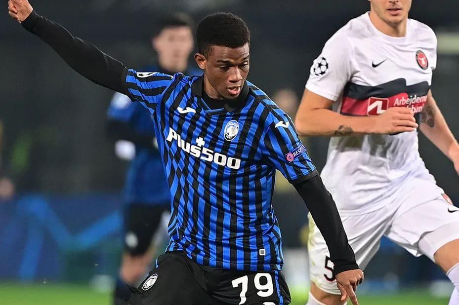 Man Utd ចុះហត្ថលេខាលើខ្សែបម្រើស្លាបរបស់ Atalanta Diallo
