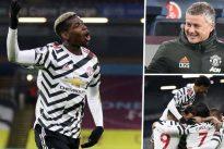 តើអ្នកណាកំពុងសើចឥឡូវនេះ? Pogba, Solskjaer និង Man Utd បំបិទសំឡេងអ្នករិះគន់ដើម្បីឡើងទៅឈរនៅកំពូលតារាង Premier League