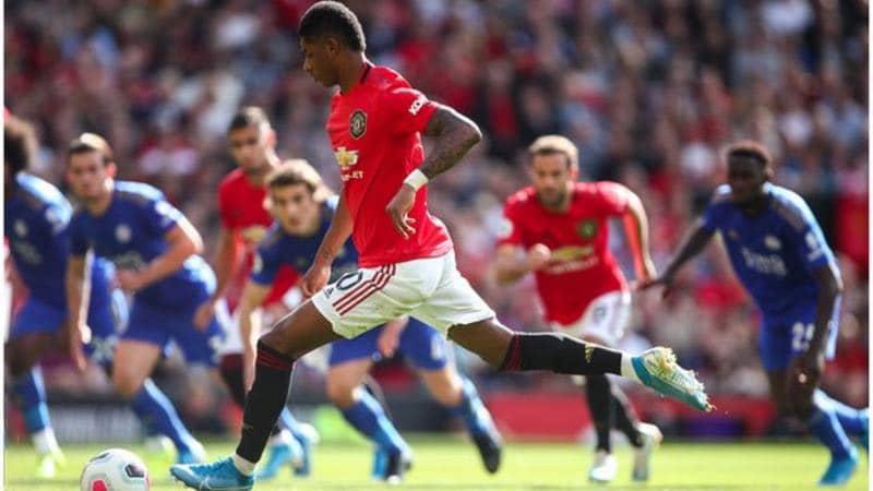 Marcus Rashford says former manager Jose Mourinho