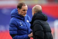 Pep compliments the tactical Tuchel, it's hard to cope with.