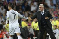 Real Madrid are preparing to 'break up' Manchester United and 'sign Ronaldo' to join Ancelotti